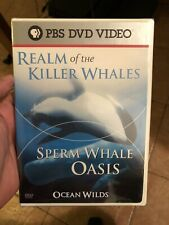 Ocean Wilds: Realm of the Killer Whales/ Sperm Whale Oasis (Dvd) *Factory Sealed