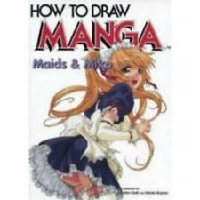 How To Draw Manga: Maids & Miko  The Society For The Study Of Manga Techniques