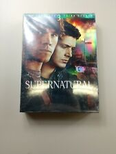 Supernatural: Season 3 DVD Box Set Complete Never OPEN & FAST FREE Shipping !!!!