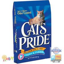 New listing Cat's Pride Premium Scented Odor Control Clay Cat Litter 20 lb Bag