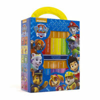 Nickelodeon - Paw Patrol My First Library Board Book Block 12-Book Set