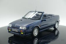 Otto Mobile Renault 19 16S Cabriolet Bleu Sport 1/18 Ot673