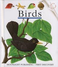 Birds : Set of 6 Set by Claude Delafosse, Bev Harvey and René Mettler