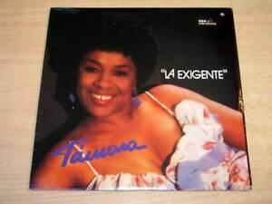MINT & Sealed !! Tamara/La Exigente/1988 RCA International LP/New