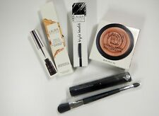 Laura Geller Makeup Lot / Kit of 6 - Baked Gelato Peach Glow, Mascara, Eyeliner
