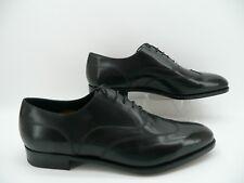 NWOB Edward Green Black Leather Men's Oxford Shoes Sz 11.5 E