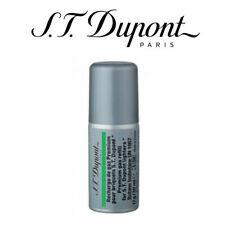 More details for s.t. dupont premium lighter refill butane gas green 30ml small ligne 2 gatsby