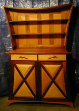 Cabinet - Cupboard - Bookcase - Contemporary Custom Studio Made One of a Kind