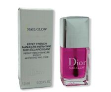DIOR NAIL GLOW Instant French Manicure effect 10ml/.33oz New in Box