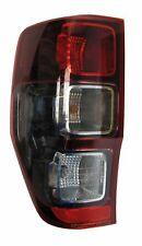 Red/Black Rear tail back Light Ford Ranger Wildtrak lamp N/S 2012 LH Left UK sp