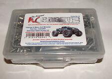 TRAXXAS  X-MAXX 4X4 1/5TH MONSTER RC SCREWZ SCREW SET STAINLESS STEEL TRA061