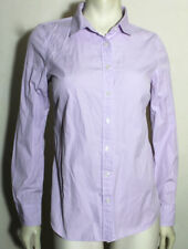 J. Crew Haberdashery purple gingham shirt S  worn  Holiday 2012