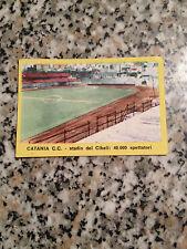 CATANIA STADIO album SUPERCALCIO MIRA 1963-64 1964 OTTIMO MAI ATTACCATO