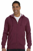 Econscious Men's New Pouch Pocket Long Sleeve Full Zip Winter Hoodie. EC5680