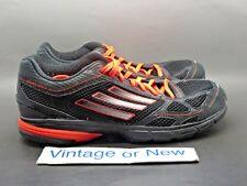 Boys' Adidas Adizero Sonic 3 Black Red Running Shoes sz 6.5