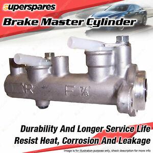 1x Brake Master Cylinder for Suzuki Super Carry SK410 DA21V DA21T 1.0L F10A FWD