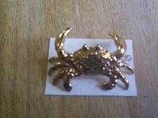 Hagen Renaker Limited Edition Sr Feng Shui Golden Crab