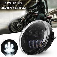 LED 60W Headlight Hi/Lo For Harley Davidson Vrod V Rod V-ROD VRSC VRSCDX VRSCA
