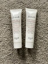 2 Fresh Soy Face Cleanser 20ml Brand New - 40ml Total