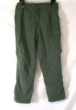 5.11 Tactical Series Cargo Pants Size 34/30 Green Nylon Uniform Mens J691