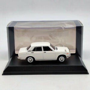 NOREV 1/43 Nissan Bluebird 1600 SSS 1969 Diecast Models Limited Collection White