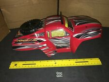 MAISTO ROCKZILLA Pro Series RC Rock Crawling Monster Truck - SHELL ONLY - Red