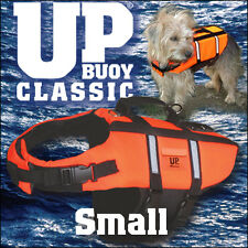 'SMALL' DOG LIFE JACKET buoyancy aid UP-BUOY lifejacket