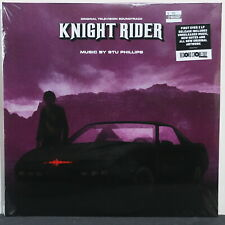SOUNDTRACK 'Knight Rider' Stu Phillips RSD Ltd. Edition Vinyl 2LP NEW/SEALED