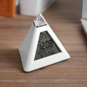 Alarm Clock Time Reminder Digital Alarm Clock Small and Lovely for Home Use