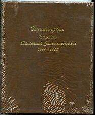 Dansco Album - State Quarters 1999 - 2008 Set - Statehood Coin Folder 7143 - NEW