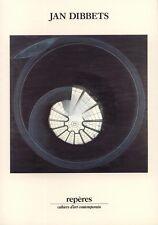 """JAN DIBBETS. Peintures, """"Repères"""", n°57 - Préface de Rudi Fuchs - BP"""