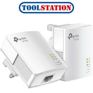 TP-Link Gigabit Powerline Starter Kit AV1000