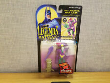 Kenner Legends of Batman Laughing Man Joker action figure, New!