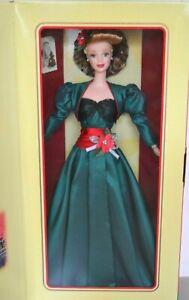 1998 Collector Edition Hallmark Special Edition HOLIDAY SENSATION Barbie