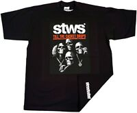 STREETWISE DEATHROW T-shirt Urban Streetwear Tee Men M-4XL Black New