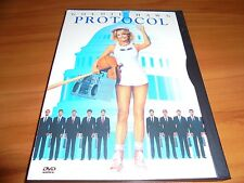 Protocol (DVD, Full Frame 1998) Goldie Hawn Used