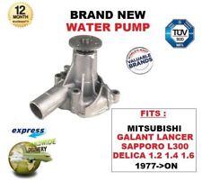 Wasserpumpe für Mitsubishi Galant Lancer Sapporo L300 Delica 1977- > nach 1.2