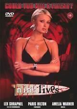 NINE LIVES Movie POSTER 27x40 Rosie Fellner Vivienne Harvey Paris Hilton Patrick