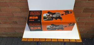 Black and decker angle grinder  710w  brand new in box