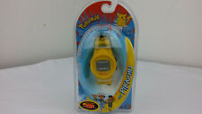 Pokemon C Watch Pikachu #25 Alarm & Wake Up Calls Animation & Sounds! Item 10774