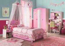 Etonnant Cilek PRINCESS Kinderzimmer Set Komplettset Schlafzimmer Spielzimmer  Weiß/Rosa