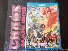Wonderful 101 (Nintendo Wii U) NEW, Factory Sealed, MINT Out of Print OOP RARE