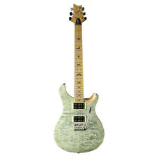 PRS SE Custom 24 Roasted Maple Neck Trampas Green inkl. Gigbag