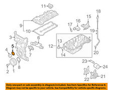 SUZUKI OEM 10-13 Kizashi Engine Parts-Front Cover Seal 1121677E00