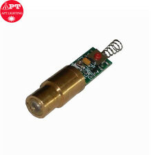 High Quality 200mW LAB 532nm Green Laser module/diode suitable F standard host