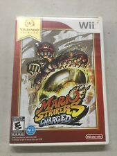 Mario Strikers Charged Nintendo Wii - Tested