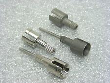 Vintage Tamiya TA01 TA02 TA02W TA02SW Front Rear Gearbox Diff Joint Set NEW NOS!