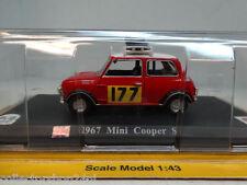 Altaya : Mini Cooper S 1967 Rally #177 -  P10056
