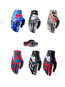 Thor MX S4Y Void Plus Fusion Reaction Urban Paradox Volcom Gloves Youth