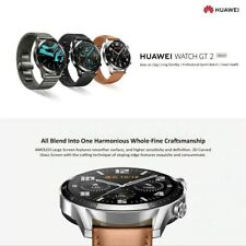 Huawei Watch GT 2 Smartwatch Blood Oxygen SpO2 5ATM GPS BT 5.1 Global Version 🌏